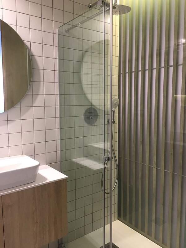 Baño, ducha
