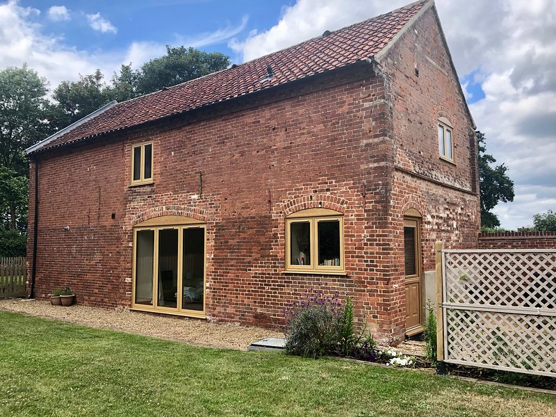 Carriage Barn Glebe Farm Holiday Cottages Has Wi Fi And