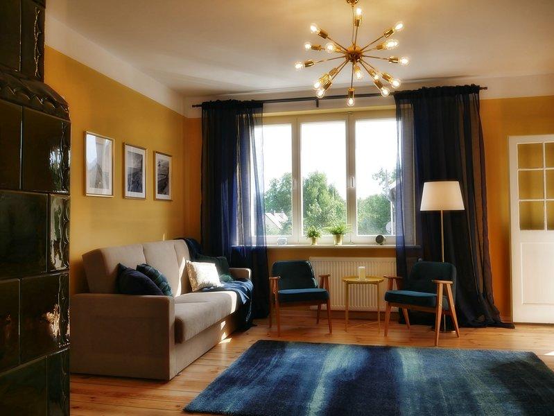 Apartament Vintage, holiday rental in Jantar