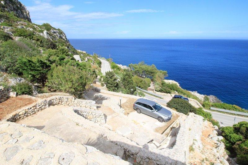 Maravilla panoramic view, casa vacanza a Gagliano del Capo