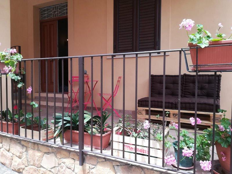 SMILE HOUSE CASTELBUONO, vacation rental in Isnello