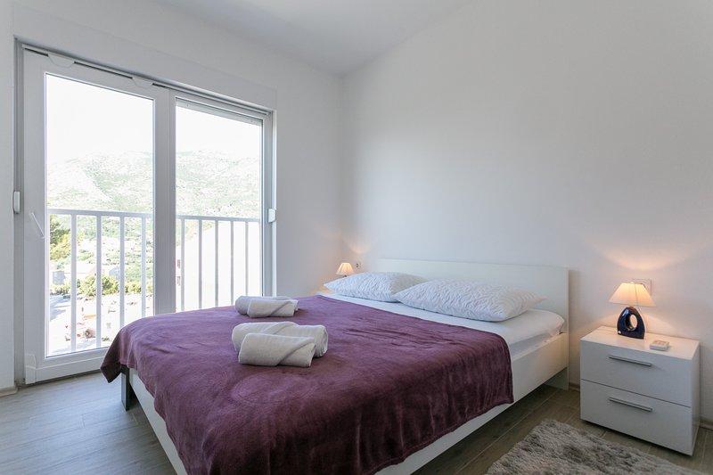 Camera da letto principale con A / C