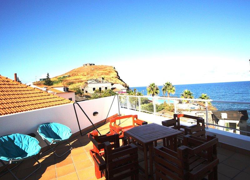 Nature Madeira Guest House Apartment, vacation rental in Porto da Cruz