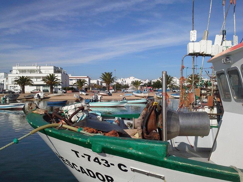 Eldestijo de Baixo, gelijkvloers appartement in typisch authentiek vissersdorpje, casa vacanza a Santa Luzia