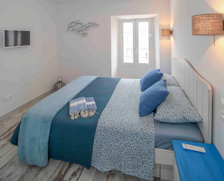Double Room overlooking the Fjord of Bonifacio and Trinité