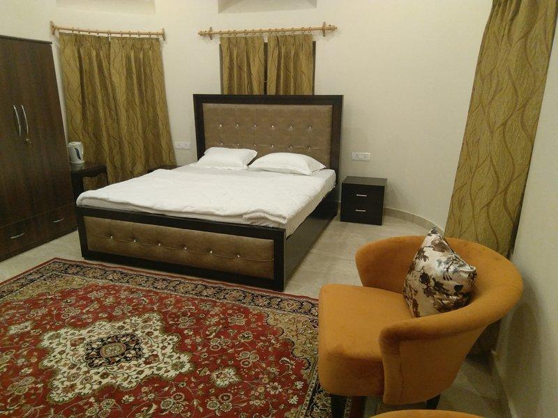 Heritage Terrace Suite 4, holiday rental in Jammu