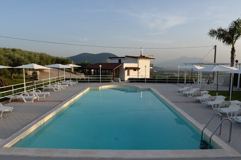 Casa Vacanze Uliveto  - Appartamento -, alquiler vacacional en Lauro