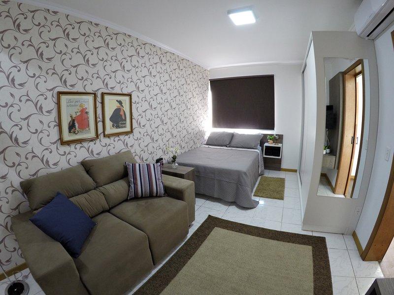 LINDO STUDIO CENTRAL, vacation rental in Passo Fundo