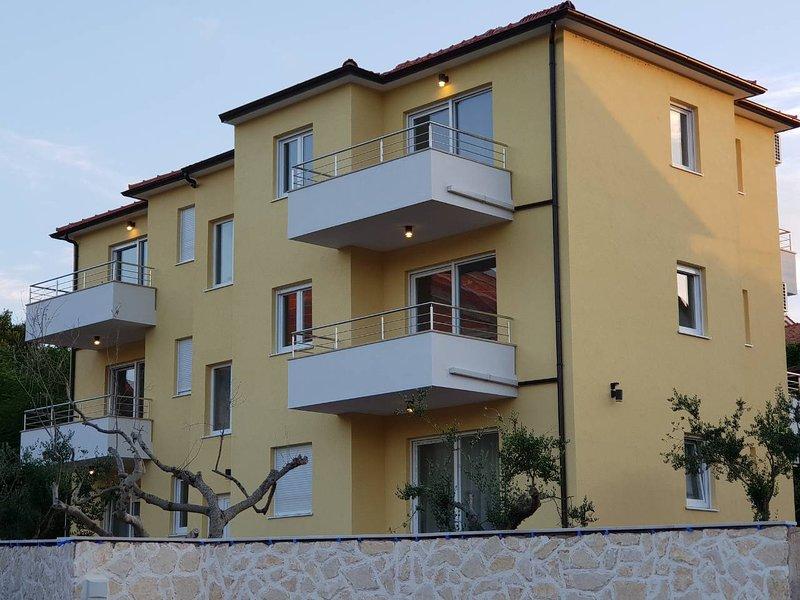 Villa Lazzaneo, alquiler de vacaciones en Vrboska