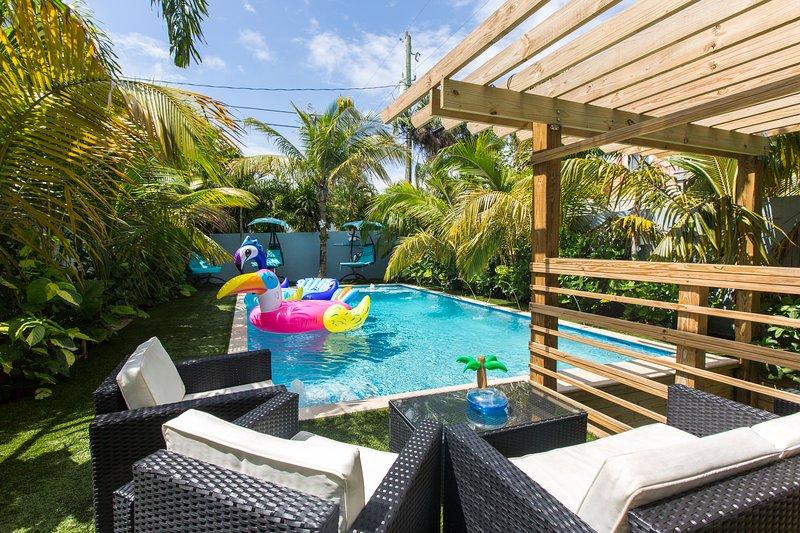 Tropical Garden Resort, alquiler de vacaciones en Palm Springs