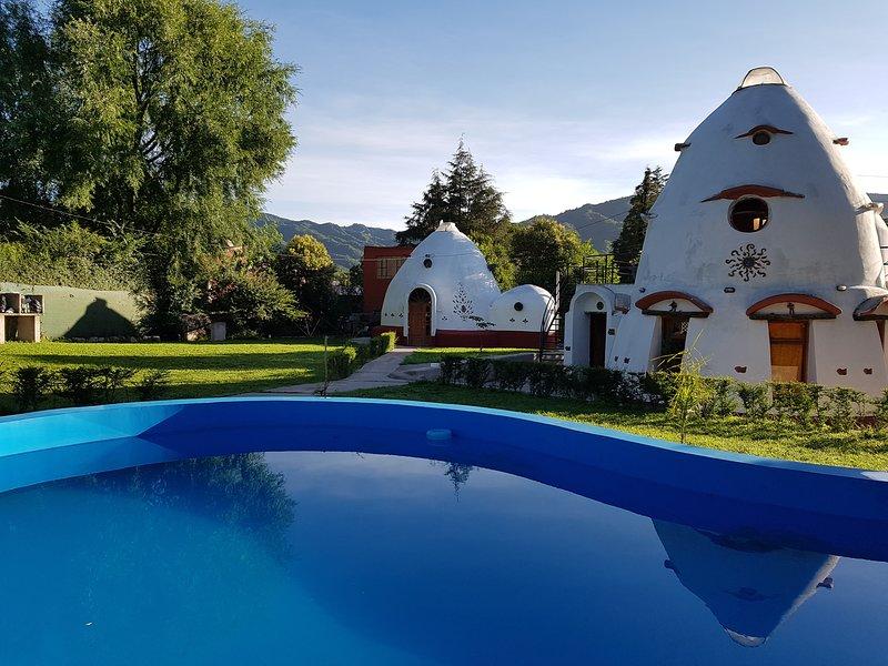CABAÑA - EL CIRCULO DEL ANILLO, holiday rental in Province of Jujuy