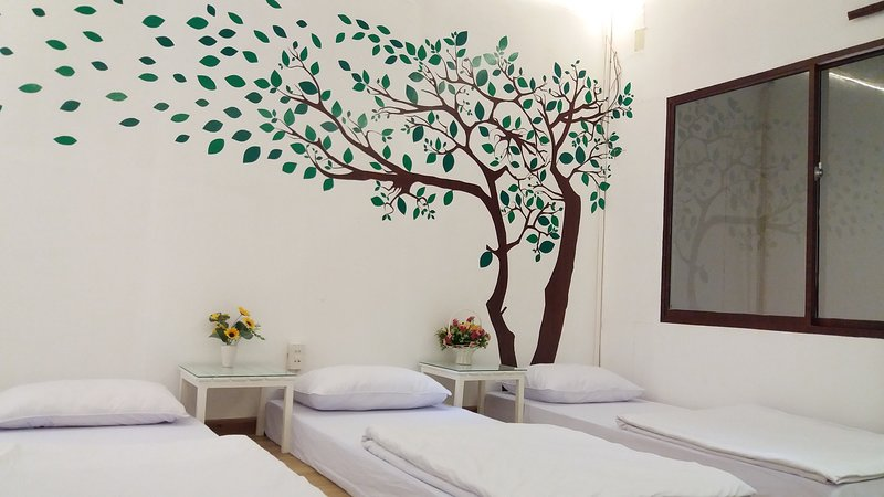 Victory Coffee & Hostel - Private Room 1, vacation rental in Cai Rang