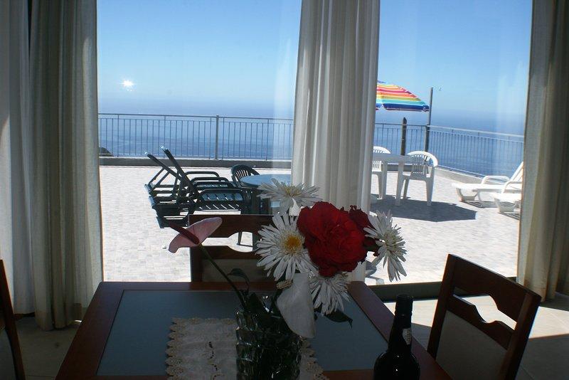 Casa Relax with a Fantastic view, casa vacanza a Santo Antonio da Serra