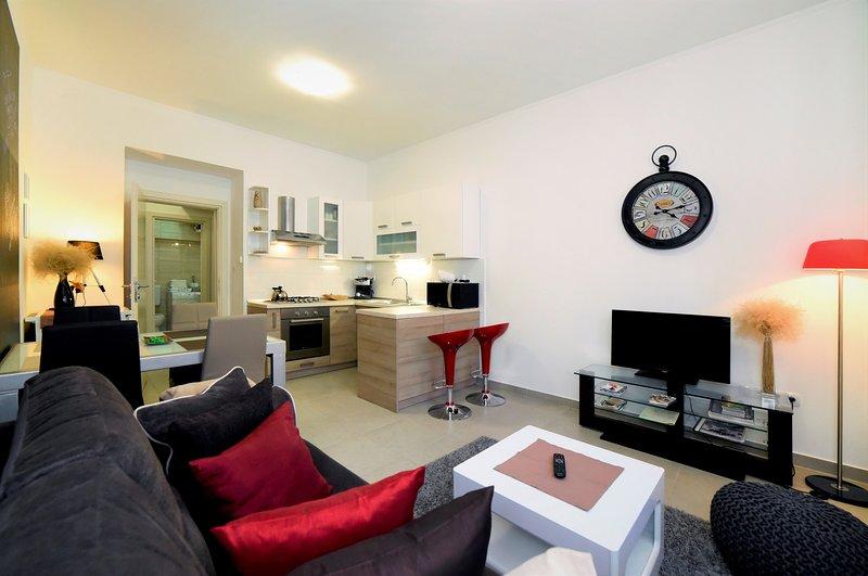 Apartment Adriana Zagreb, alquiler vacacional en Zagreb