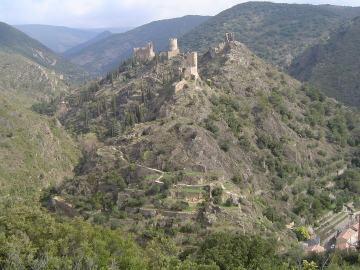 4 castles lastours an inescapable and unforgettable visit 30km from the cottage