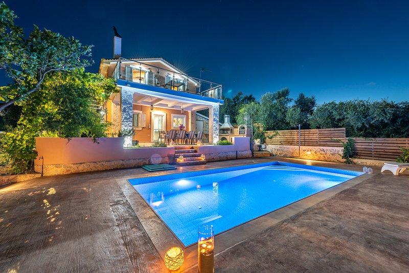 Villa Antonio, holiday rental in Lagopodo