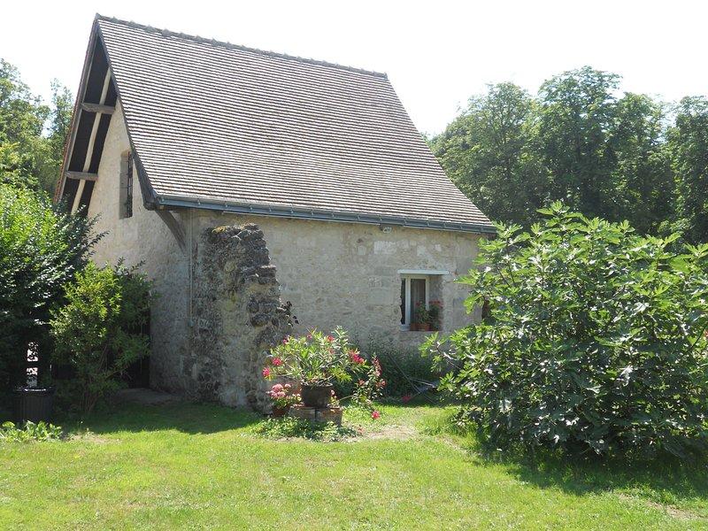 gite de caractère près d'Amboise et Chenonceaux, holiday rental in Montlouis-sur-Loire