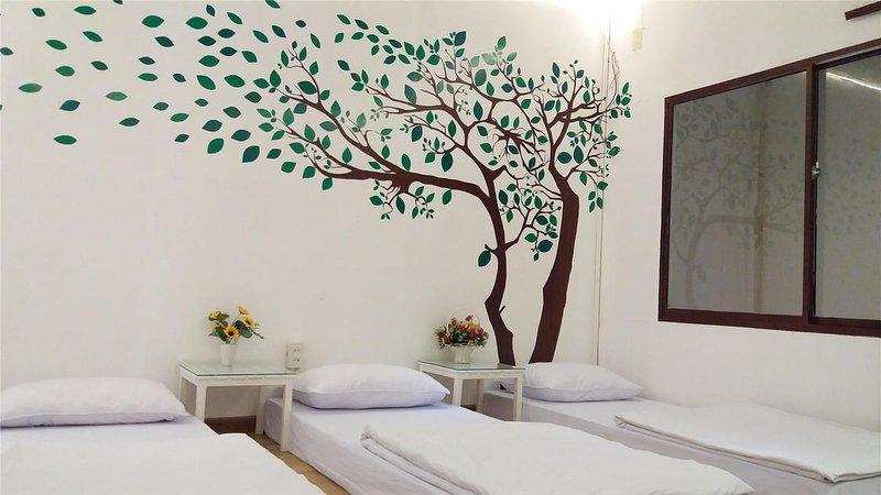 Victory Coffee & Hostel - Private Room 4, casa vacanza a Cai Rang