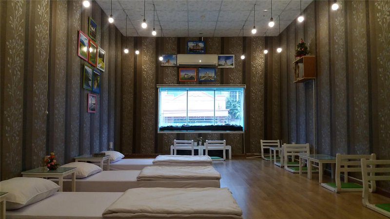 Victory Coffee & Hostel - Dorm Room 8, casa vacanza a Cai Rang