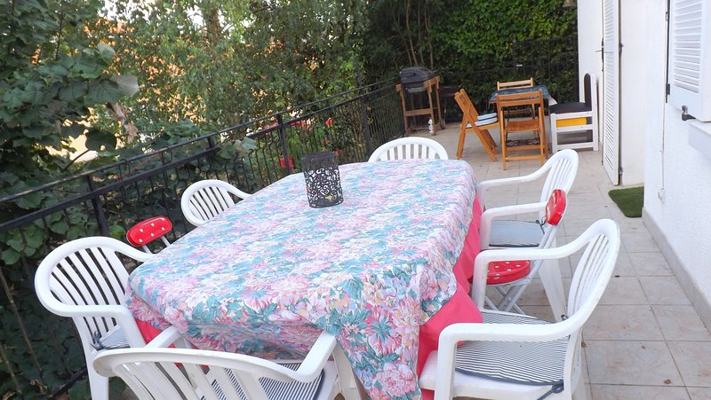 Spacious house with garden & Wifi, holiday rental in Droyes