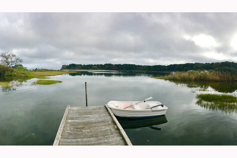Association Dock on Senge, 8 min walk from house