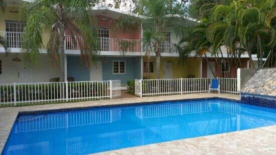 Villas del Rey Hotel San Sebastian, Puerto Rico (QUEEN Bed Room 8), holiday rental in Hatillo