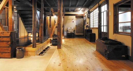 Japanese traditional old wooden house, vacation rental in Minamiuonuma-gun