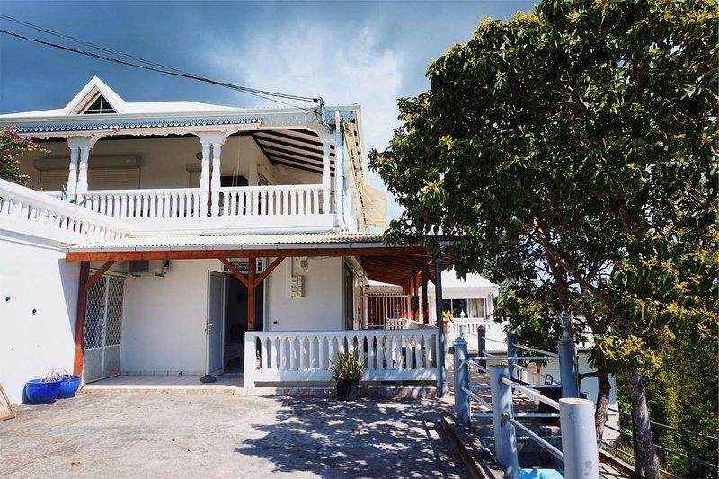 Brown's Villa - T1 Guadeloupe (Gosier), location de vacances à Le Gosier