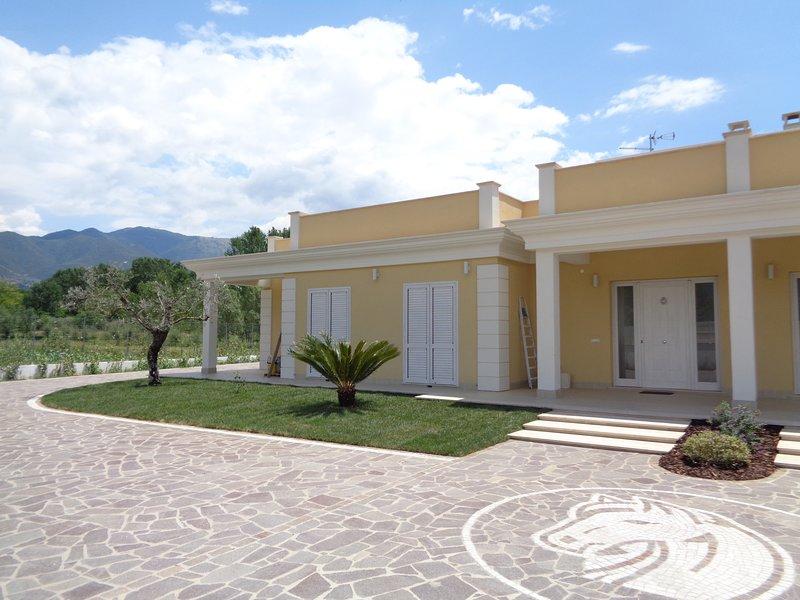 Stunning newly built villa