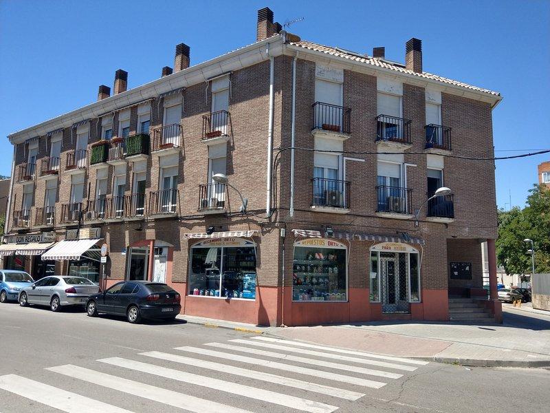 Apartamento plaza santiago - Pinto, alquiler vacacional en Griñón