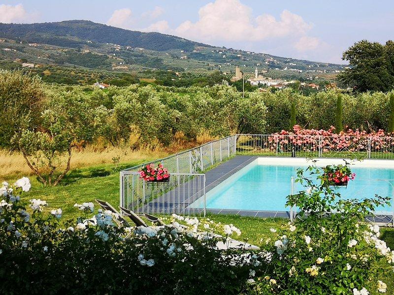 Agrituirsmo sulle colline di Vinci, location de vacances à Vinci