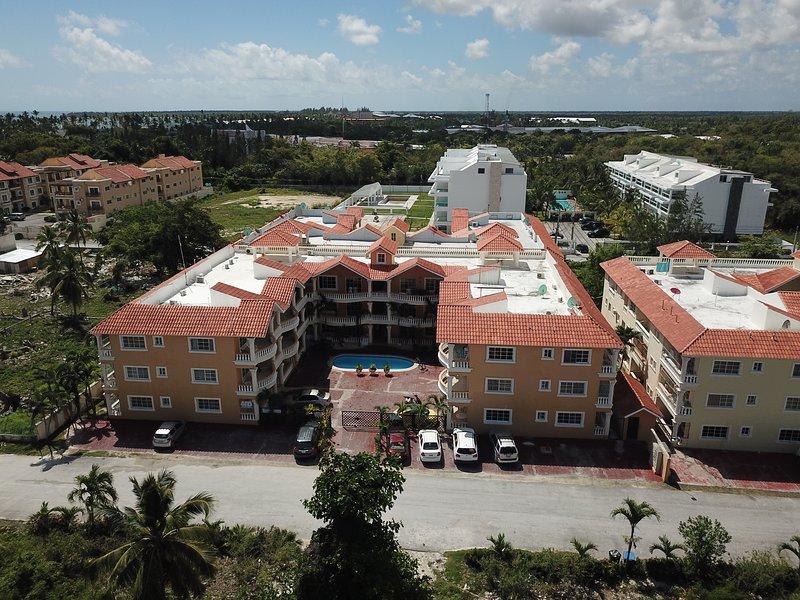 Aparta hotel . Habitación en apartamento., location de vacances à Punta Cana