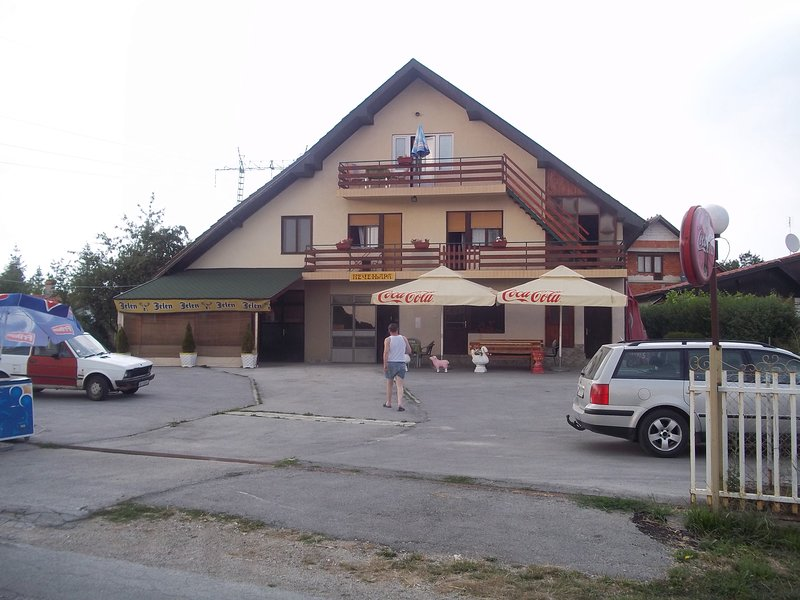 Apartmani Gardić, holiday rental in Cajetina