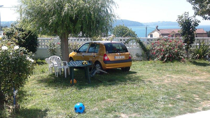 Piso en Perbes, Miño, A Coruña, alquiler vacacional en Ares