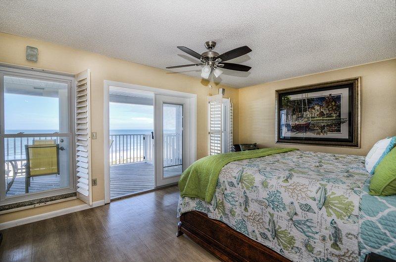 dormitorio principal con vistas increíbles