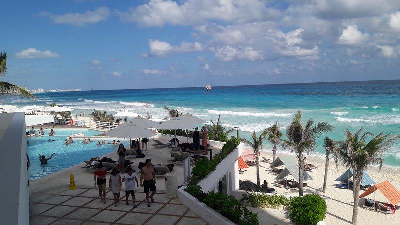 Oleo Cancun Yalmakan Resort Beach Front Condo Hotel Zone Jan