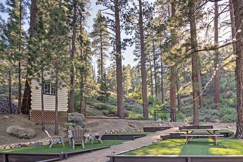 Avere una tranquilla vacanza in California in questa bella casetta per le vacanze!