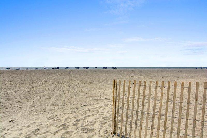 Enorma New Beach på Ocean Club