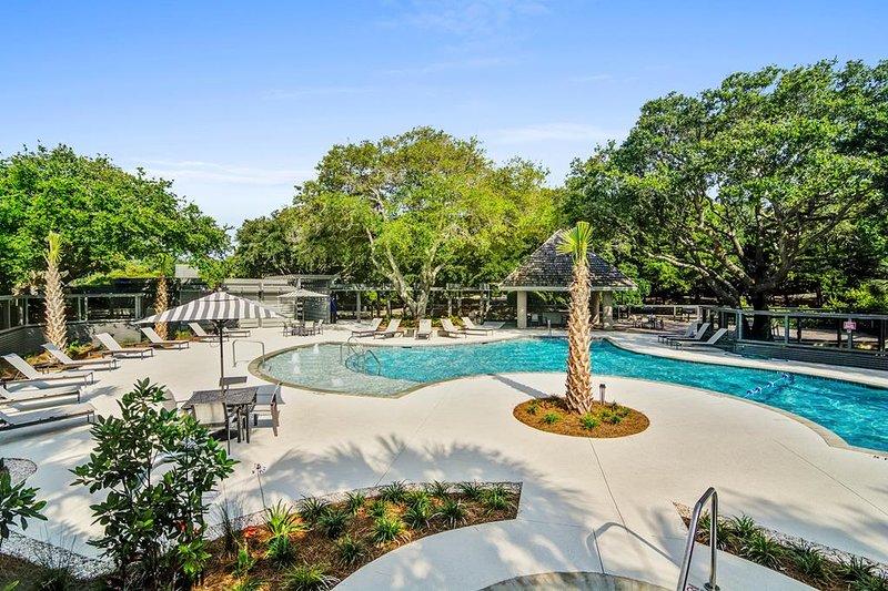 New Pool Complex, Ocean Club