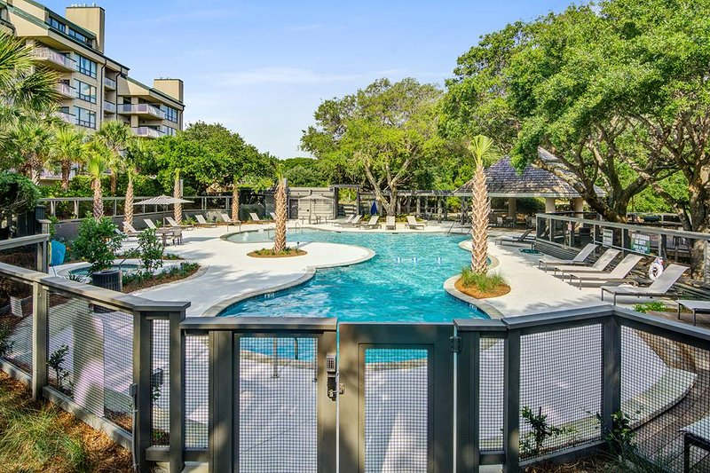 Brand New Pool, Ocean Club!