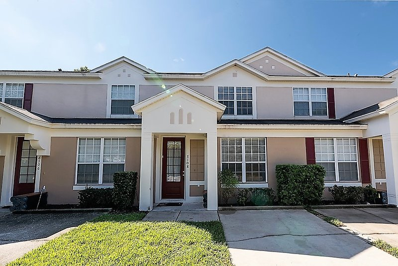 Townhouse in Windsor Palms Resort Florida