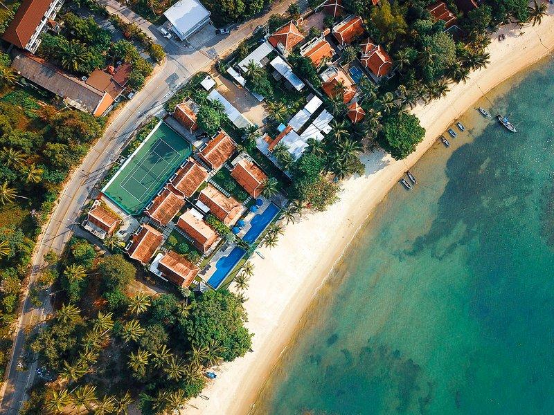 Tawantok Beach Villas - Villa 1 - Paesaggio straordinario