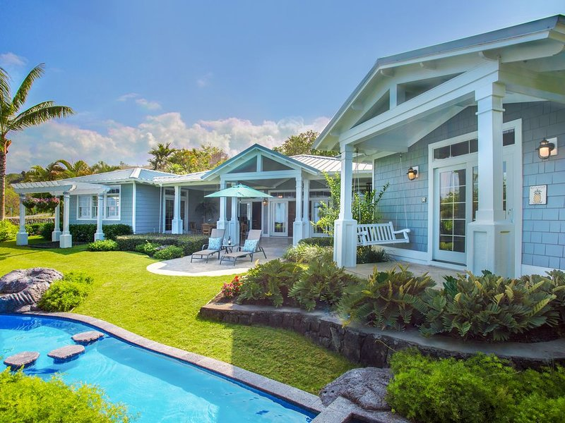 The Kona Pineapple House - Luxury, Private, Oasis ~!, vacation rental in Keauhou