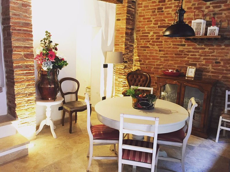 Very nice home in the historical center, holiday rental in Montepulciano