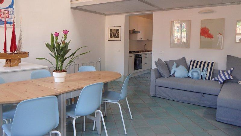 Il polpo e la sirena, vacation rental in Lerici