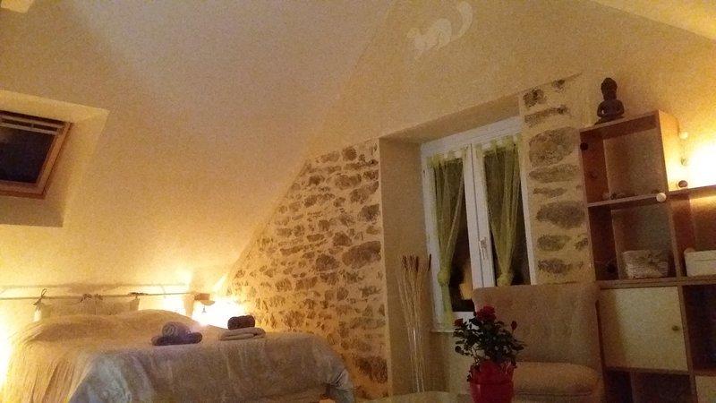 Galdor : Chambre d'hôtes de charme 2/6 personnes, holiday rental in Plumelin