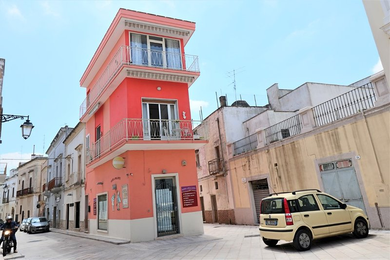 Holiday home Enver in Tuglie in Salento, holiday rental in San Simone