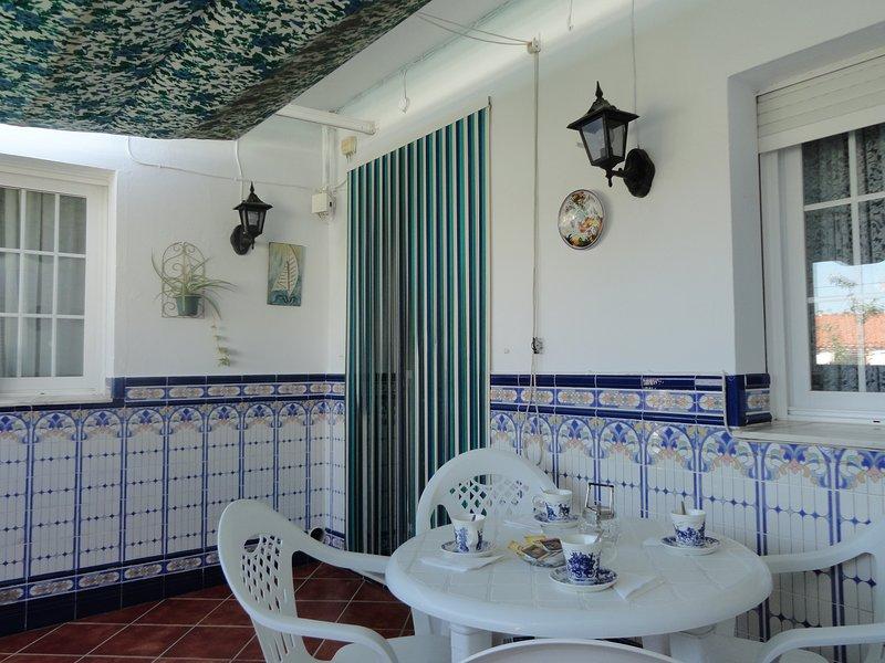 Apartamento Turístico en Olivenza 'Casa Bari', alquiler vacacional en Provincia de Badajoz