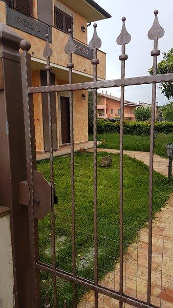 Appartamento 'green&lake', Ferienwohnung in Passignano Sul Trasimeno