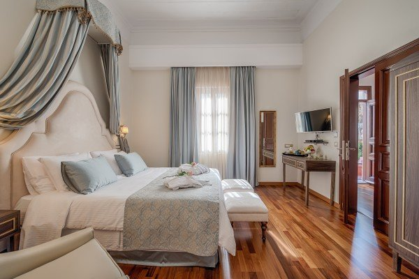 Sperveri Boutique Hotel - Superior Double Room – semesterbostad i Rhodos